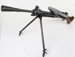 Znehodnotený guľomet DP-28, kal. 7,62 x 54 R
