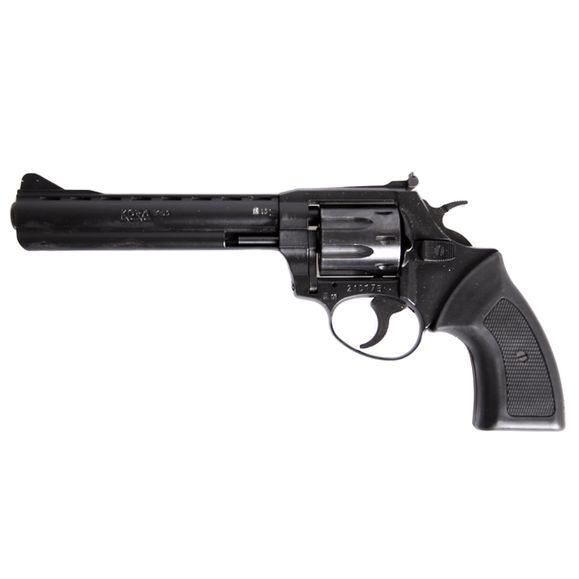 """Znehodnotený revolver Kora .22 WMR 6"""" čierny"""