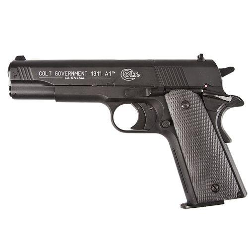 Vzduchová pištoľ Colt Government 1911 čierna kal. 4,5 mm