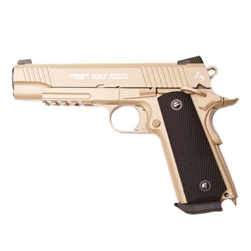 Vzduchová pištoľ Colt M45 CQBP FDE, kal. 4,5 mm