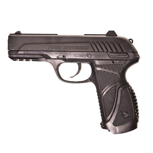 Vzduchová pištoľ Gamo PT-85 Blowback, kal. 4,5 mm čierna