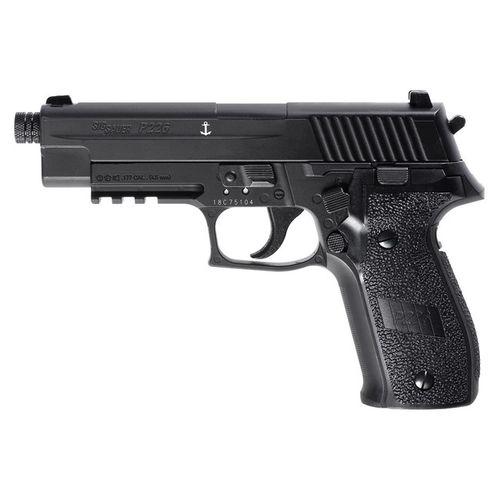Vzduchová pištoľ Sig Sauer P226, kal. 4,5 mm, čierna